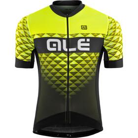 Alé Cycling PRS Hexa - Maillot manches courtes Homme - jaune/noir